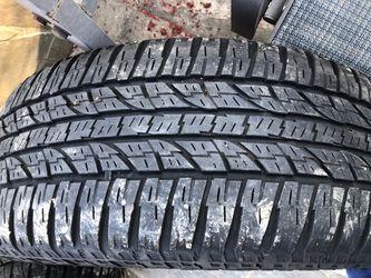 265/60/18 2012 Jeep Grand Cherokee overlander wheels.450$ for Sale in Arlington,  VA