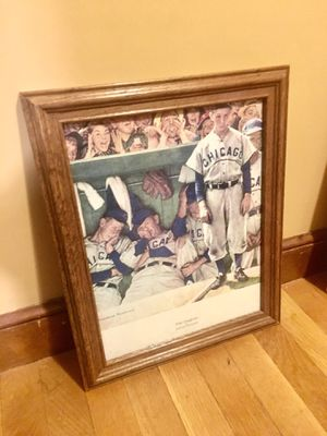 Norman Rockwell Painting for Sale in Sudbury, MA