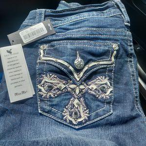 Women's Miss Me Chloe Boot Jean size 31/34 inseam for Sale in Dallas, TX