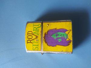 Vintage Rod Stewart Zippo style lighter for Sale in Philadelphia, PA
