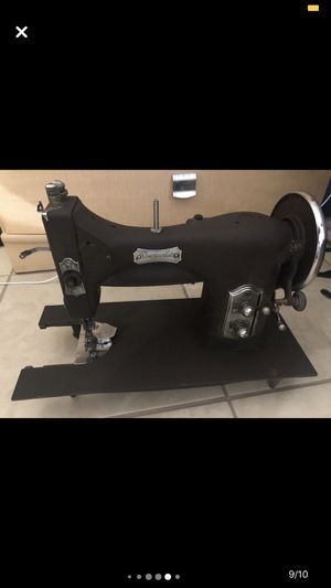 Antique Domestic Rotary Sewing Machine for Sale in Clermont, FL