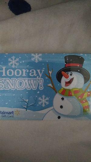 Walmart card for Sale in Harrison, MI