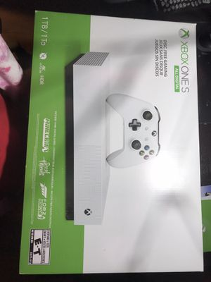 Xbox One S / 3 game bundle for Sale in Diamond Bar, CA