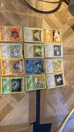 Pokémon cards for Sale in Chicago, IL