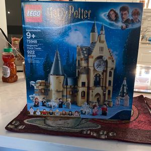 Harry Potter LEGO Clock Tower 75948 for Sale in San Leandro, CA