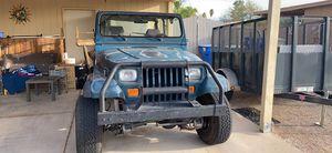 1995 wrangler yj for Sale in Tucson, AZ