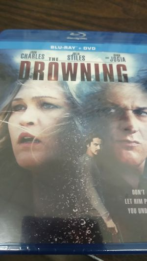 Drowning Blu-ray DVD brand new for Sale in Gilroy, CA