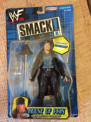 Vintage WWF house of pain undertaker RARE for Sale in Hillsboro, OR