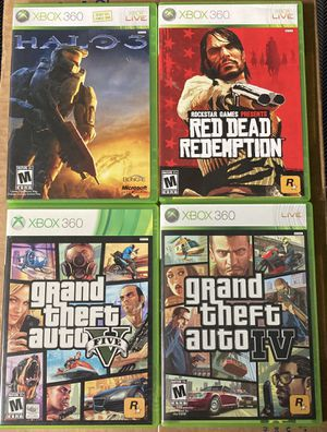 Xbox 360 games for Sale in Coral Gables, FL