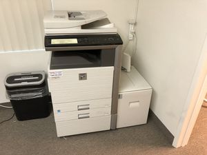 Sharp MX M503U Copier printer for Sale in San Bernardino, CA