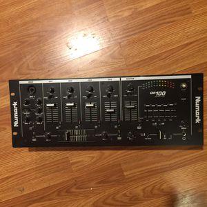 Nemark CM100 dj mixer for Sale in IL, US