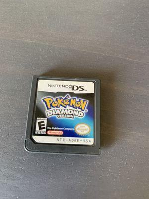 Authentic Pokémon Diamond Version for Sale in Garden Grove, CA