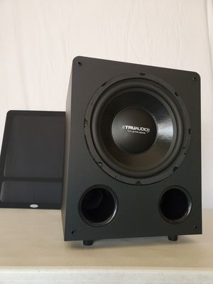 "TruAudo 12"" Powered Subwoofer for Sale in Parker, CO"