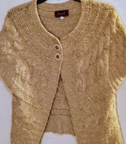 Womens Sweater /Carnigan Handmade In Italy for Sale in St. Louis,  MO
