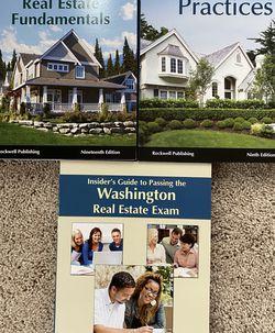 WA Real Estate Books. Rockwell Publishing for Sale in Lake Stevens,  WA