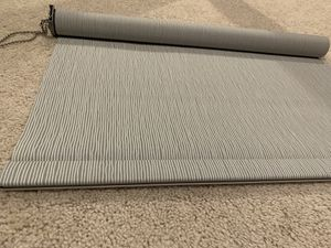 Two roller shades from 3DayBlinds for Sale in Lisle, IL