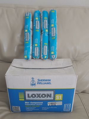 LOXON CAULK (TAN) 24 QTY BRAND NEW $125 for Sale in Oakland Park, FL