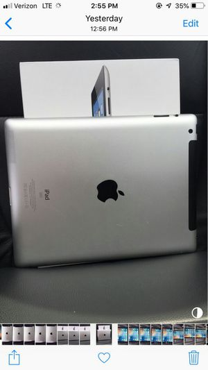 iPad 3rd generation - excellent condition, factory unlocked, clean IMEI for Sale in Springfield, VA