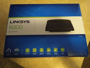 Brand New Linksys WiFi Router for Sale in Fort Pierce, FL