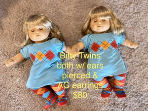 American Girl Doll Bitty Twin for Sale in Fort Worth, TX
