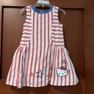 Hello Kitty Americana Dress for Sale in Mountain View, CA