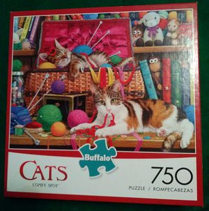 Cats Collection - Jigsaw Puzzle for Sale in Newberg, OR