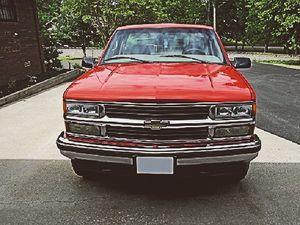 eminent1998 Chevy Silverado for Sale in San Antonio, TX
