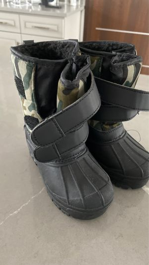 kids snow boots capelli for Sale in Schaumburg, IL