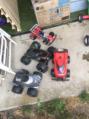 Remote toys for Sale in Hillsboro, OR
