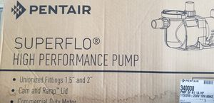 Pool pump and filter for Sale in Fresno, CA