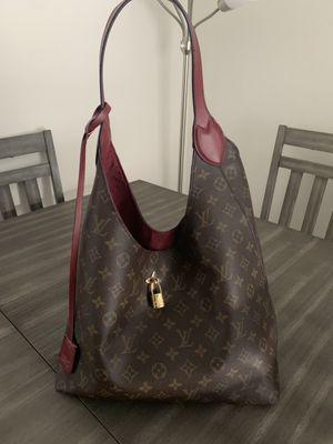 Louis Vuitton handbag flower hobo for Sale in Glendale, CA