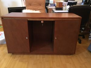50s style cabinet TV Table for Sale in Los Angeles, CA