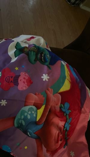 Troll Bedding Set for Sale in Mesquite, TX