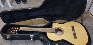 IBANEZ ACOUSTIC -ELECTRIC NATURAL GUITAR for Sale in Tucson, AZ
