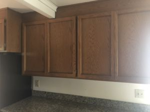 Oak kitchen cabinets with granite countertops for Sale in Kirkland, WA