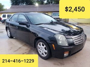 2005 CADILLAC CTS ! CASH DEAL! for Sale in Dallas, TX