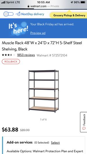 Shelving unit for Sale in Miami, FL