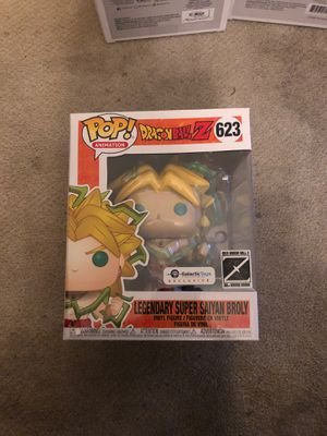 Legendary Super Saiyan Broly 6"