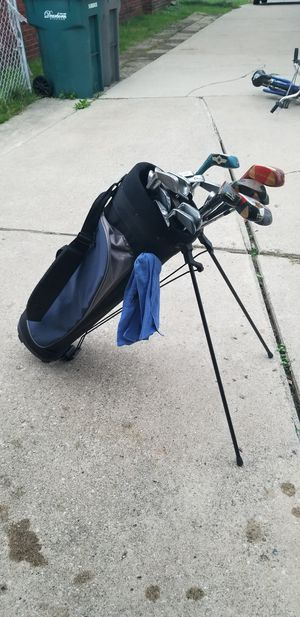 Golf clubs (various brands and types) for Sale in Detroit, MI