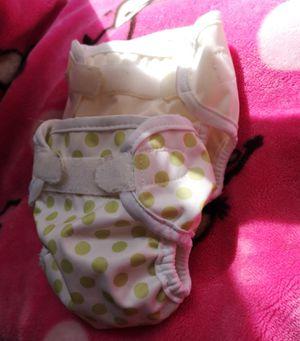 Newborn reusable diaper cover for Sale in Berwyn, IL