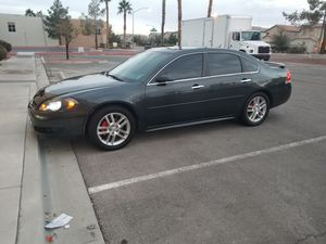 Chevy impala LTZ 2016 for Sale in Las Vegas, NV