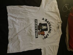 Bape shirt (pirate store) for Sale in The Bronx, NY
