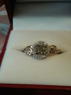 10k Rose Gold Ring Size 7 for Sale in Stockton,  CA