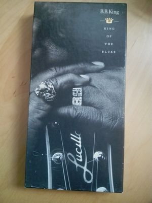 BB KING - King Of The Blues 4-CD Box Set for Sale in Buffalo, NY