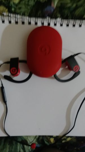 Beats wireless bluetooth earbuds decade edition for Sale in Mitchell, IL