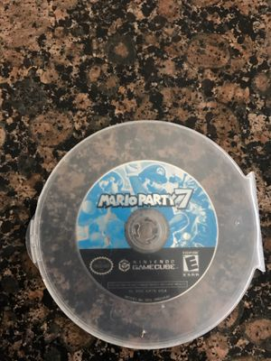 GameCube Mario party 7 for Sale in Clovis, CA