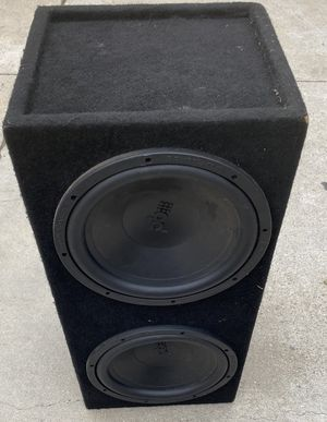 Bass box for Sale in Los Angeles, CA