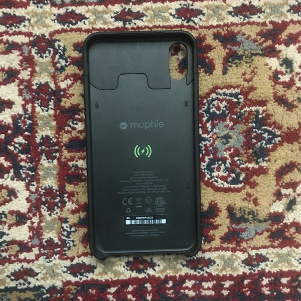 Mophie Juice Pack Access iPhone XS Max