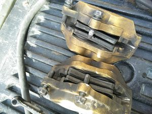 F4 / f4i front brake calipers for Sale in Garden Grove, CA