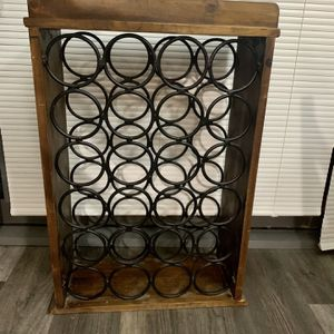 Vintage Wine rack for Sale in Chicago, IL